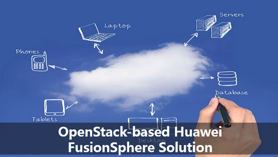 OpenStack-based Huawei FusionSphere Solution EBGTC00000094