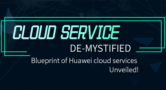 Cloud Service De-mystified