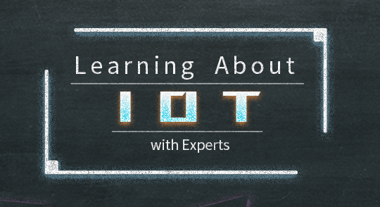 Learning About IoT with Experts EBGTC00000141