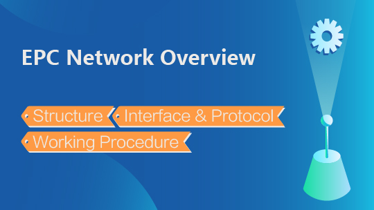 EPC Network Principle
