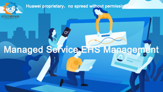 Managed Service EHS mangement ISDPENNE008