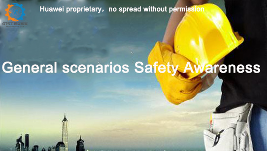 General scenarios Safety Awareness ISDPENNE010