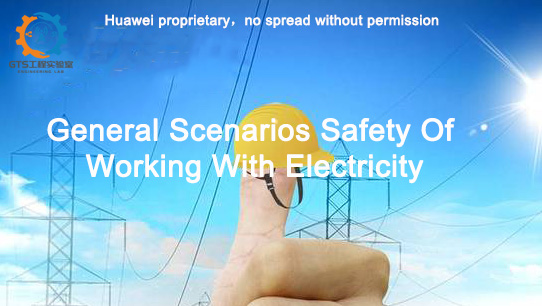 General scenarios Safety of working with electricity ISDPENNE011