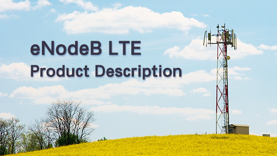eNodeB LTE Product Description ISDPENNF001
