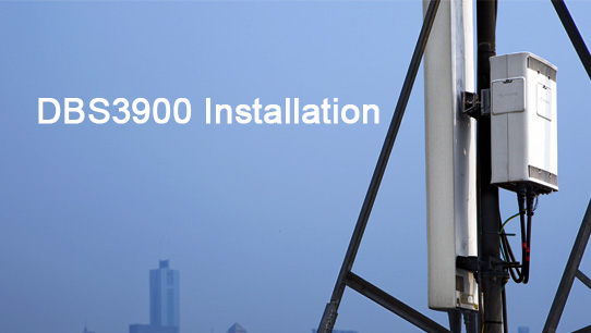 DBS3900 Installation ISDPENNF005