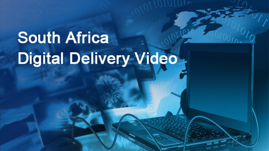South Africa Digital Delivery Video ISDPENNF011