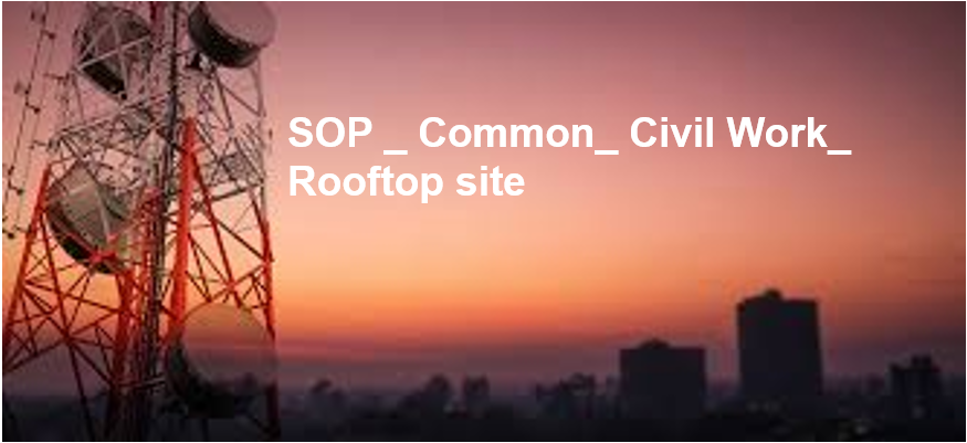 SOP_Common_CIVIL WORK_Rooftop