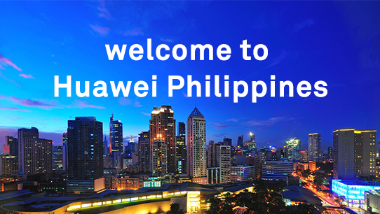 Welcome to Huawei Philippines PHIENAB003