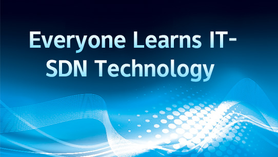 Everyone Learns IT-SDN Technology PHIENAB024
