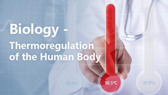 Biology - Thermoregulation of the Human Body PHIENAB028